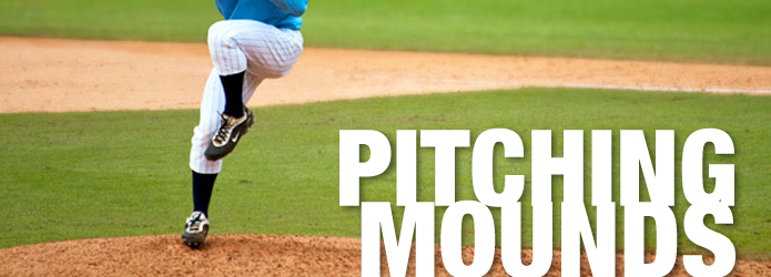 Pitching Mounds
