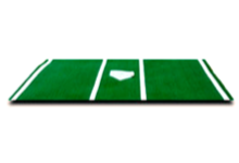 batting cage turf mats
