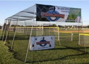 Portable Outdoor Batting Cage